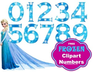 frozen_font_30_snowflake_numbers_vintagelabel
